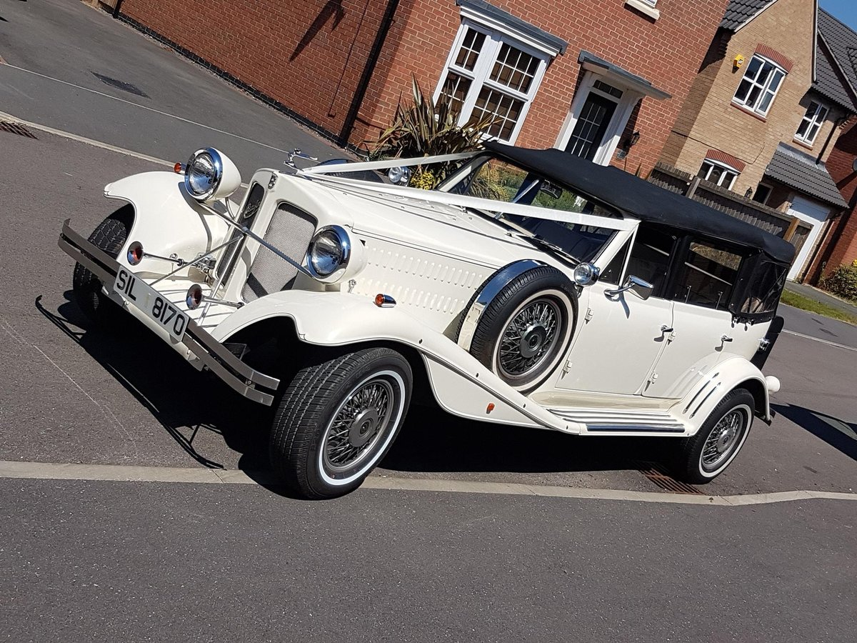 1998 Wedding car Beauford  For Sale (picture 4 of 6)