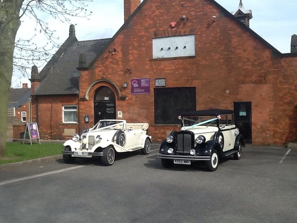 1998 Wedding car Beauford  For Sale (picture 5 of 6)