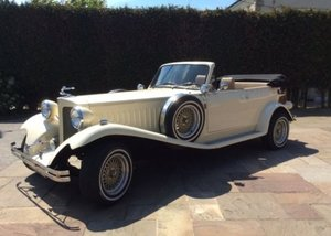 1978 Wedding Car - Beauford For Sale