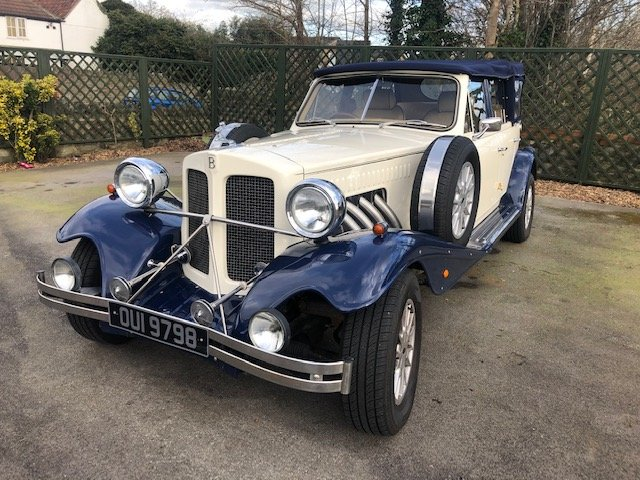 2008 Beauford Tourer 3.5 V8 Rover Auto 26000 miles SOLD (picture 2 of 6)