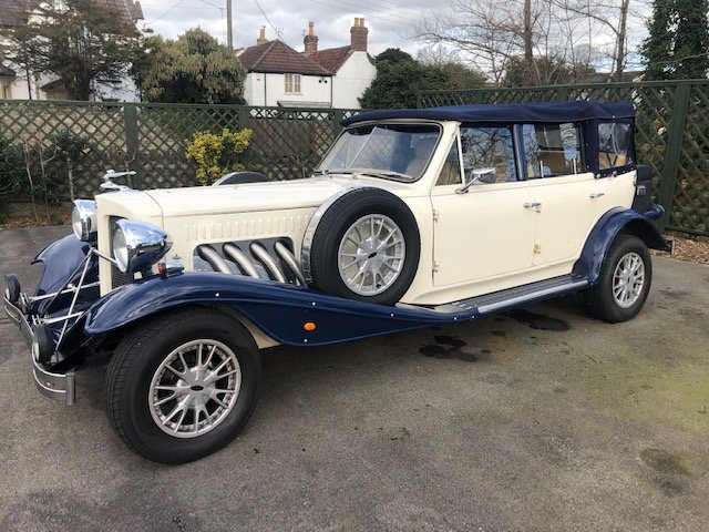2008 Beauford Tourer 3.5 V8 Rover Auto 26000 miles SOLD (picture 3 of 6)