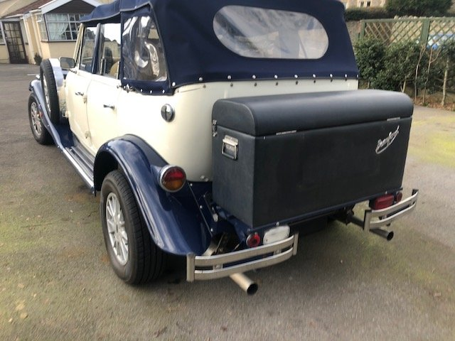2008 Beauford Tourer 3.5 V8 Rover Auto 26000 miles SOLD (picture 5 of 6)
