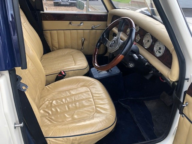 2008 Beauford Tourer 3.5 V8 Rover Auto 26000 miles SOLD (picture 6 of 6)