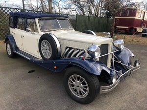 2008 Beauford Tourer Rover V8 Auromatic For Sale