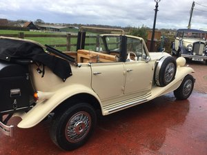 1999 BEAUFORD 7 SEATER CONVERTIBLE