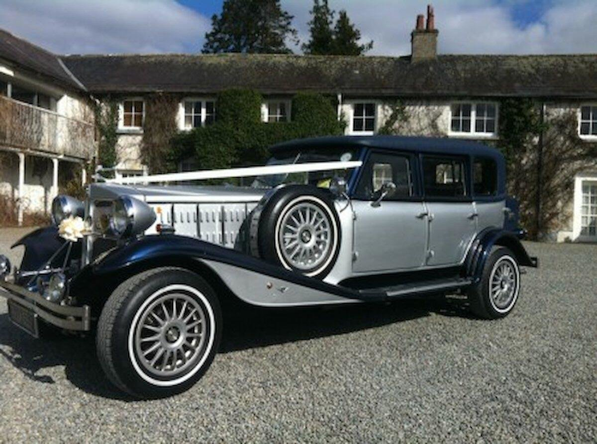 1998 Beauford LWB hardtop wedding car  For Sale (picture 2 of 4)