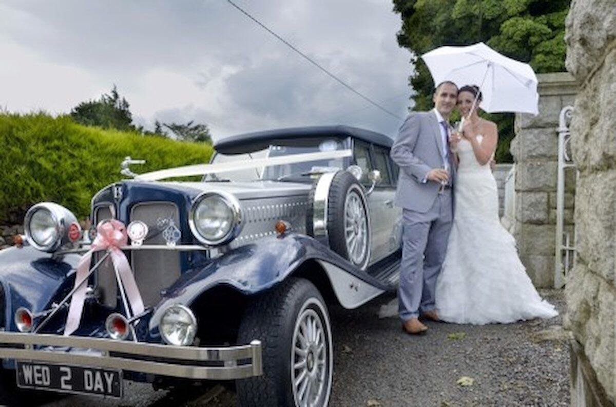 1998 Beauford LWB hardtop wedding car  For Sale (picture 4 of 4)