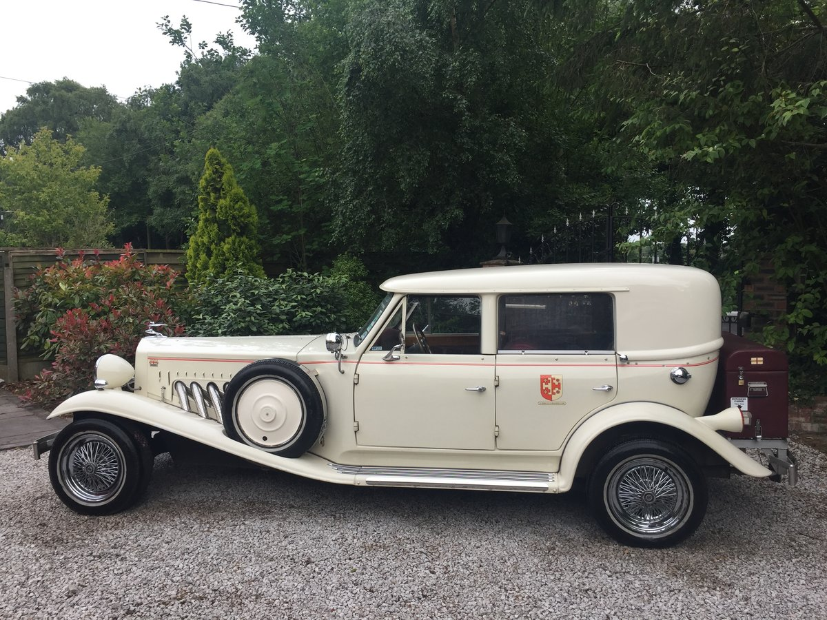 1999 A beautiful Beauford, 4 seats, hard top & tonneau For Sale (picture 6 of 6)