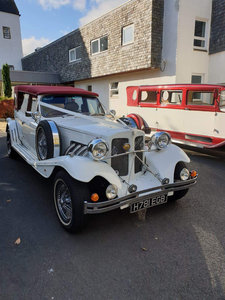 Picture of Beautiful 4 door long bodied series 3 Beauford