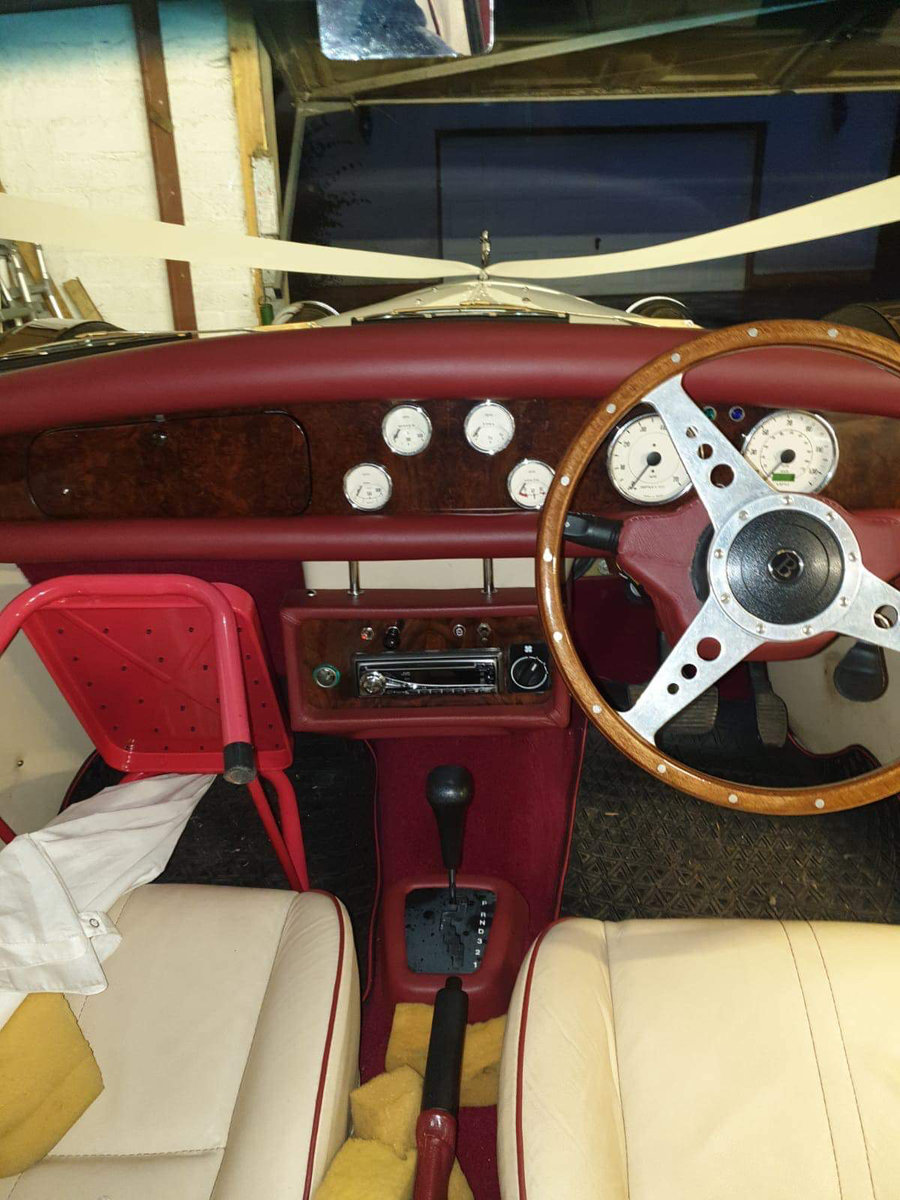 2007 Beautiful 4 door long bodied series 3 Beauford For Sale (picture 5 of 6)