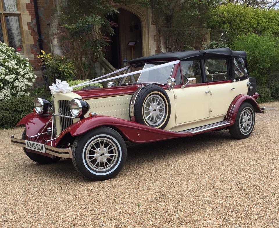 2000 A classic and well maintained Beauford wedding car For Sale (picture 2 of 6)
