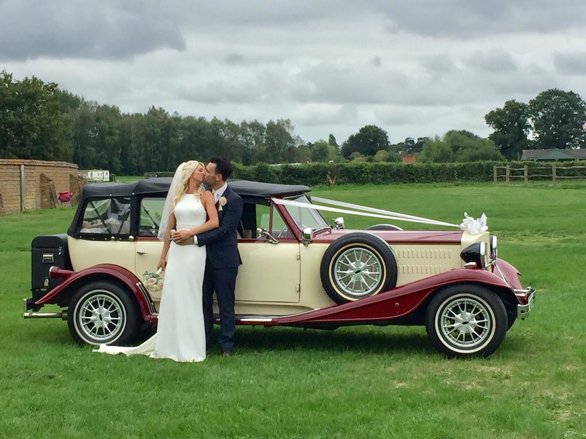2000 A classic and well maintained Beauford wedding car For Sale (picture 4 of 6)