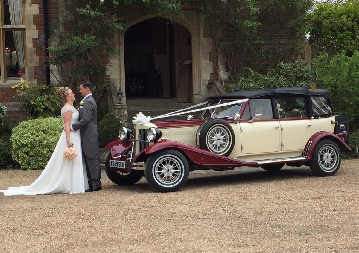 2000 A classic and well maintained Beauford wedding car For Sale (picture 5 of 6)
