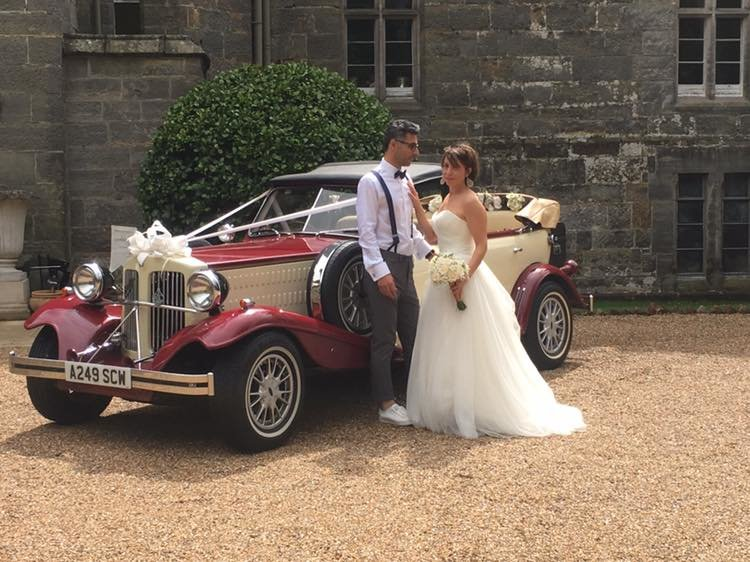 2000 A classic and well maintained Beauford wedding car For Sale (picture 6 of 6)