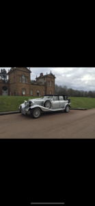 Picture of 2007 Beauford 4door model