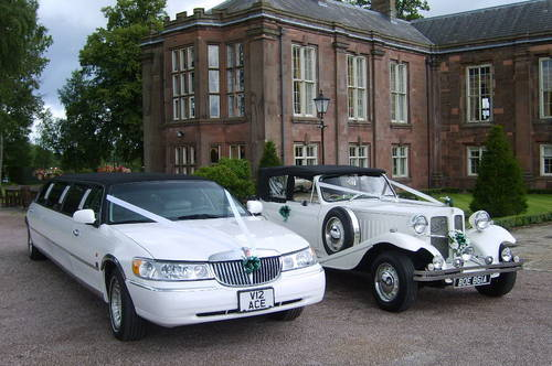 1994 Beauford wedding car hire Cheshire, Lancashire For Hire (picture 6 of 6)