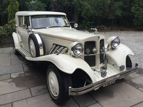 1999 A beautiful Beauford, 4 seats, hard top & tonneau For Sale (picture 2 of 6)
