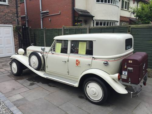 1999 A beautiful Beauford, 4 seats, hard top & tonneau For Sale (picture 3 of 6)
