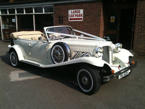1930 Beauford Wedding Car Hire For Hire (picture 2 of 6)