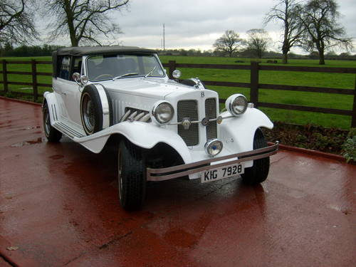 1930 Beauford Wedding Car Hire For Hire (picture 3 of 6)