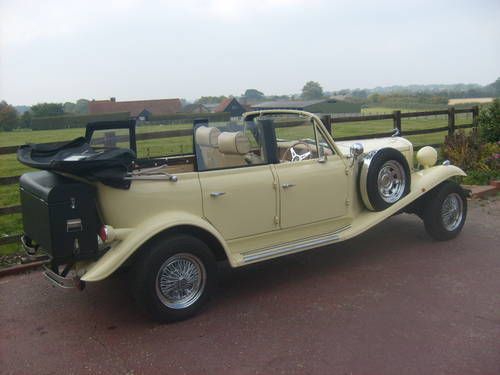 1930 Beauford Wedding Car Hire For Hire (picture 6 of 6)