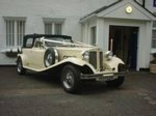 1992 Beauford 2 door Tourer For Sale (picture 1 of 5)