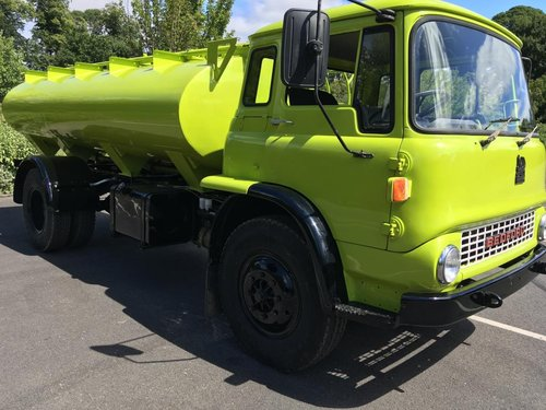 **REMAINS AVAILABLE** Circa 1970's Bedford TK Tanker SOLD by Auction (picture 1 of 2)