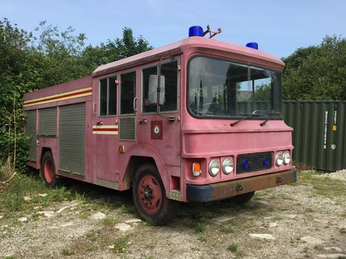 Fire engine  For Sale (picture 1 of 1)