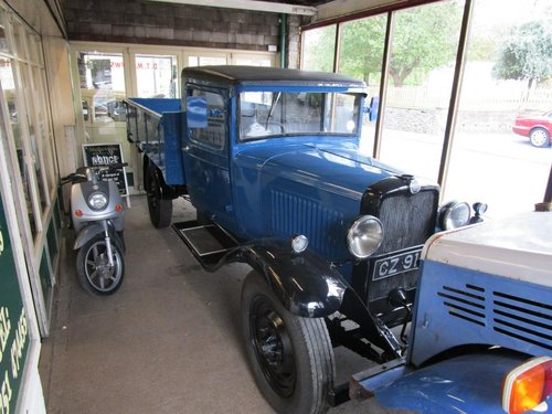 **REMAINS AVAILABLE**1930's Bedford WS 30CWT Dropside SOLD by Auction (picture 1 of 1)