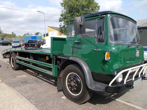 1978 Bedford Flat Lorry SOLD (picture 2 of 6)
