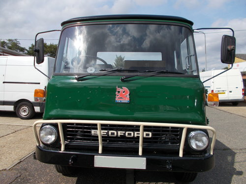 1978 Bedford Flat Lorry SOLD (picture 3 of 6)