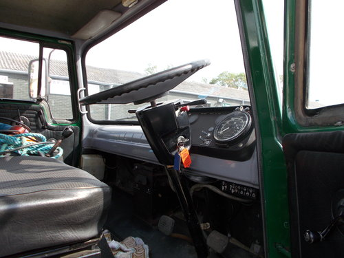 1978 Bedford Flat Lorry SOLD (picture 6 of 6)