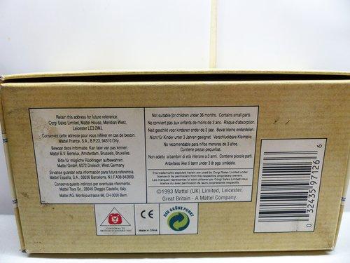 CORGI BEDFORD O VAN-NATIONAL COAL BOARD For Sale (picture 4 of 6)