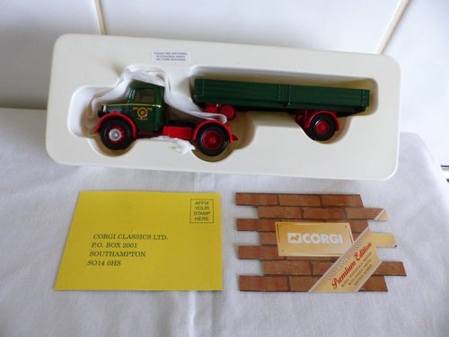 BEDFORD O ARTIC-H. E. MUSGROVE & SONS 1:50 SCALE For Sale (picture 2 of 6)