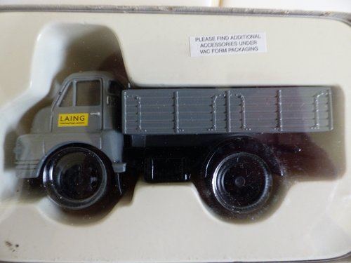 """BEDFORD """"S"""" TIPPER-LAING BUILDING BRITAIN-1:50 For Sale (picture 3 of 6)"""