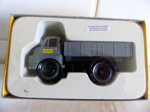 """BEDFORD """"S"""" TIPPER-LAING BUILDING BRITAIN-1:50 For Sale (picture 4 of 6)"""