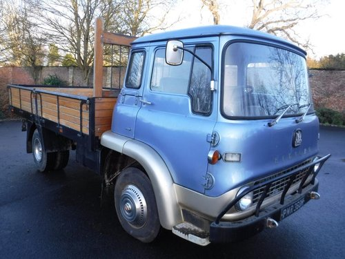 **MARCH AUCTION** 1969 Bedford TK For Sale by Auction (picture 1 of 1)