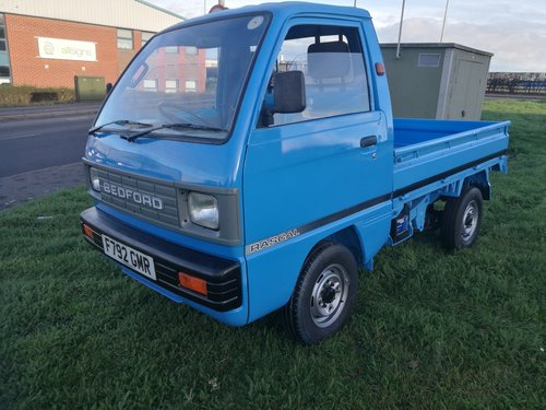 1988 Bedford Rascal Pickup SOLD (picture 1 of 6)