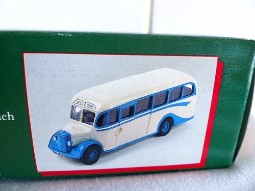 BEDFORD OB COACH-SCILLY ISLES-VICS TOURS 1:50 For Sale (picture 1 of 6)