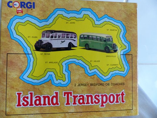 2 BEDFORD OB COACHES-JERSEY ISLAND TRANSPORT For Sale (picture 1 of 6)
