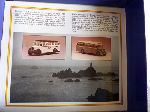 2 BEDFORD OB COACHES-JERSEY ISLAND TRANSPORT For Sale (picture 6 of 6)