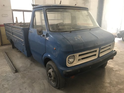 1987 BEDFORD CF BARN FIND IMPORTED PERKINS DIESEL PICKUP For Sale (picture 1 of 4)