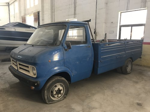 1987 BEDFORD CF BARN FIND IMPORTED PERKINS DIESEL PICKUP For Sale (picture 2 of 4)