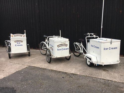 1978 CLASSIC BEDFORD CF ICE CREAM VAN - VARIOUS OPTIONS For Sale (picture 2 of 5)