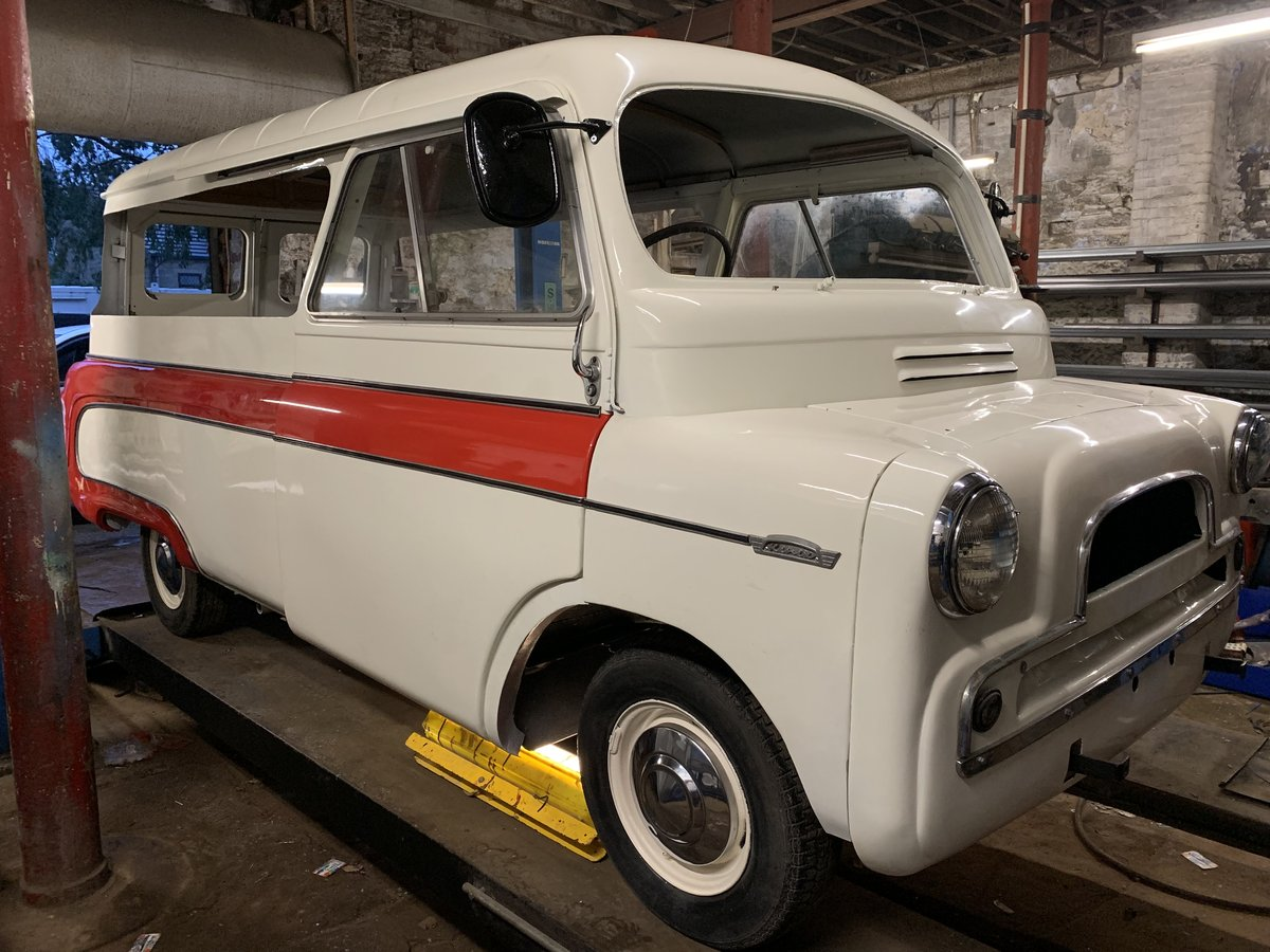 1960 Bedford CA Utilabrake Kenex Super For Sale (picture 1 of 6)