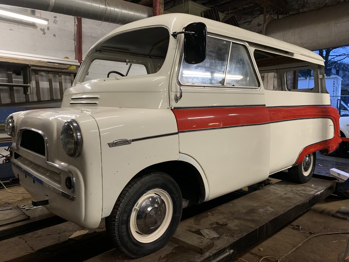 1960 Bedford CA Utilabrake Kenex Super For Sale (picture 2 of 6)