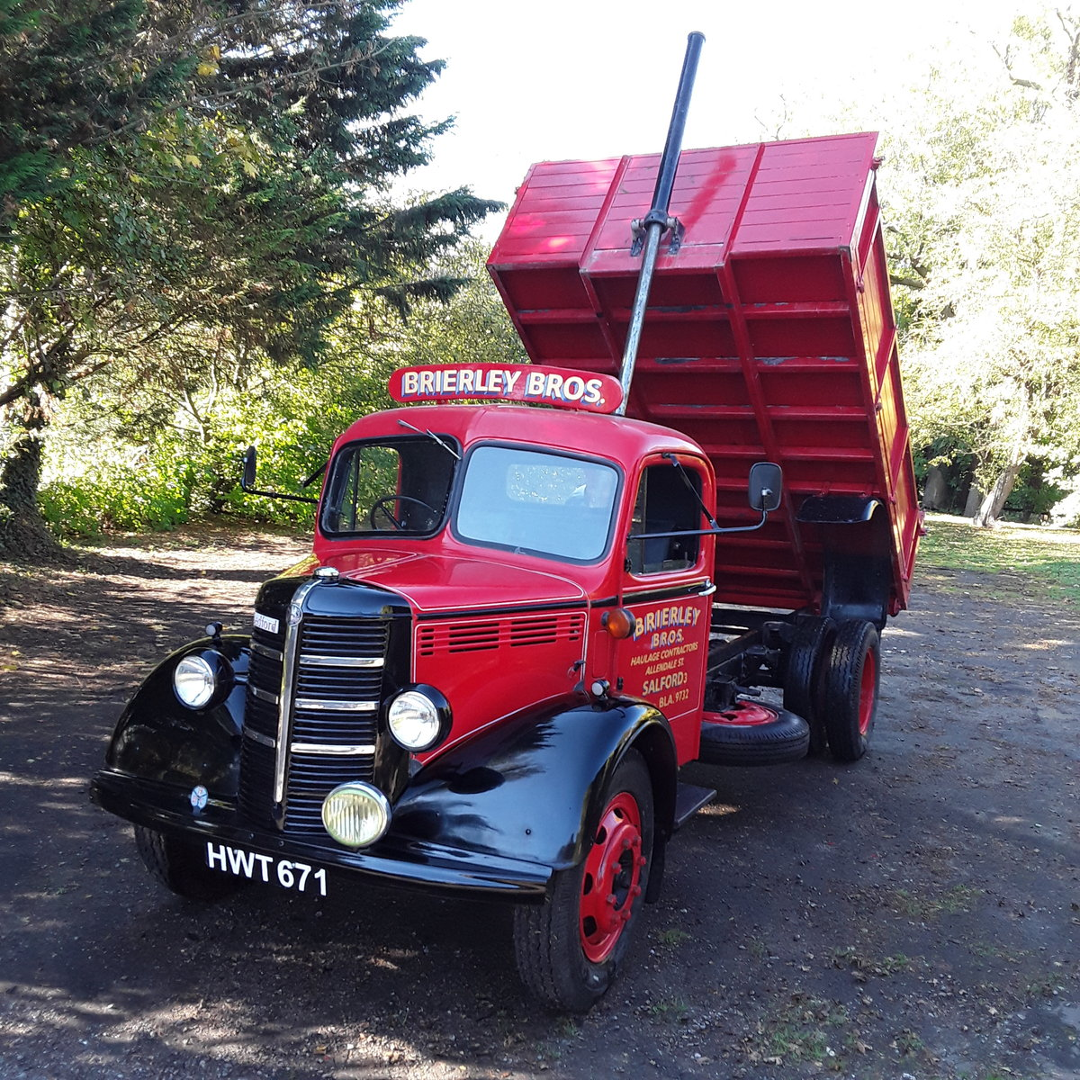 Bedford OLBD 1948 For Sale (picture 1 of 6)
