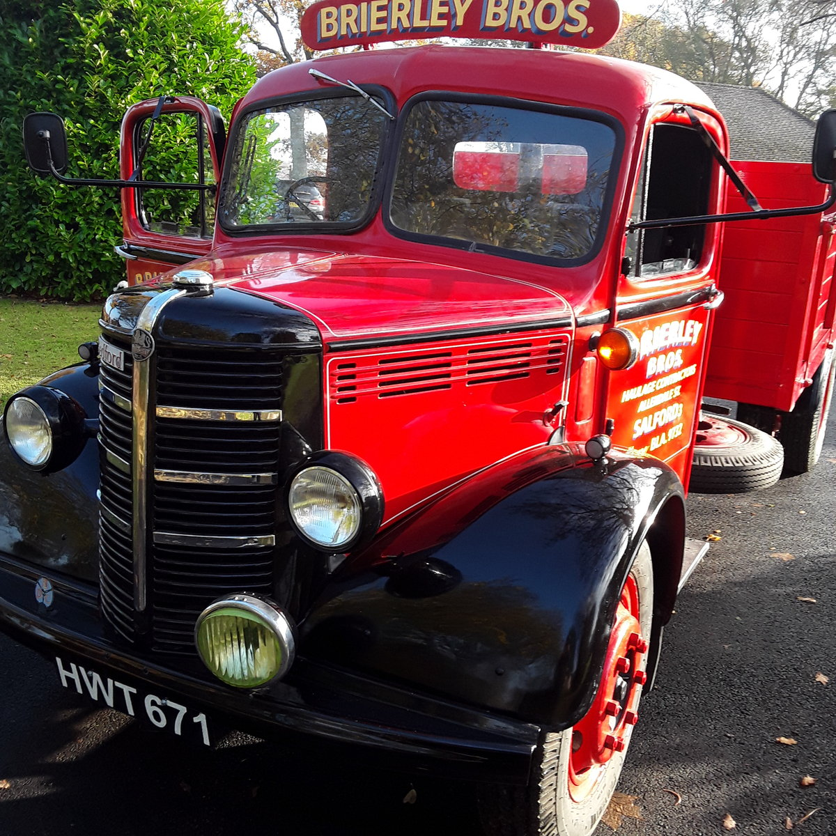 Bedford OLBD 1948 For Sale (picture 5 of 6)