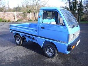 **MARCH AUCTION**1988 Bedford Rascal Pick-Up SOLD by Auction
