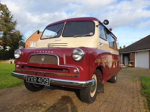 "1958 BEDFORD CA ARISTOCRAT by KENEX ""SHOOTING-BRAKE""."